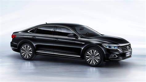 New Redesigned Passat by Volkswagen Revealed The All New 2019 Passat In China