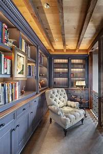12, home, libraries, with, impeccable, style