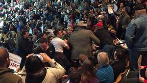 Protesters Fight at Trump Rally (Tulsa) - YouTube