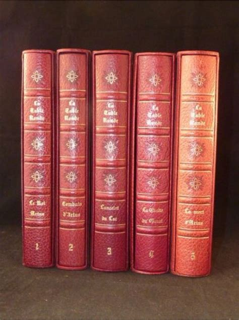 gradassi les romans de la table ronde edition