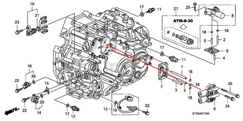 2008 Acura Mdx Engine Diagram by Transmission System P0847 And P0872 And P0420 Could I Fix