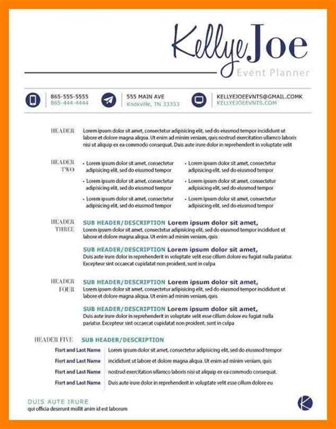 Event Planner Resume by 9 Event Planning Resume By Designs