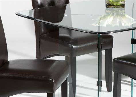 All Glass Dining Room Table   Marceladick.com