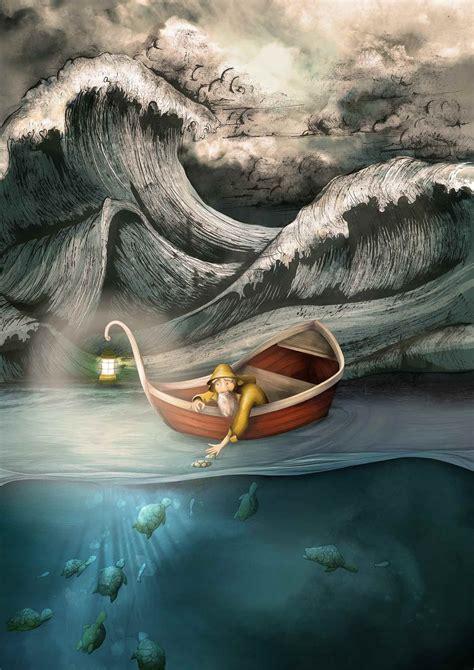 Illustration 4: Storm   GSK UK