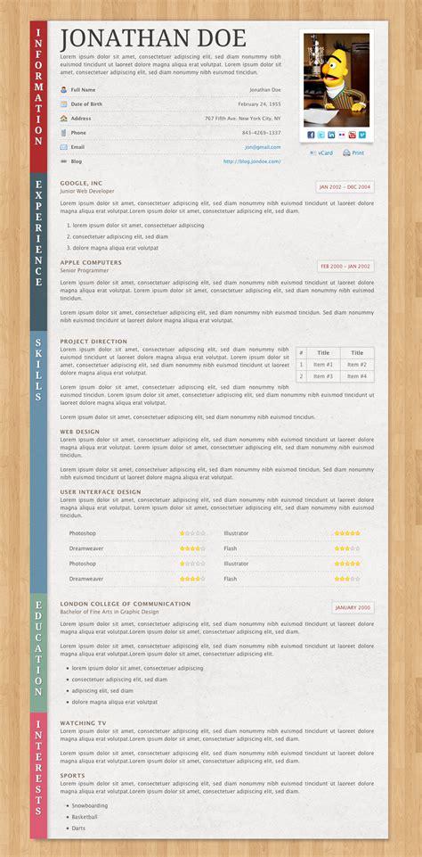 resume format 2015 open office curriculum vitae