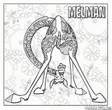 Melman Madagascar Giraffe Colorear Colorare Coloring Disegni Pintar Giraffa Girafa Girafe Dibujar Sick Madagaskar Alex Gorget Marty Imprimir Recortar Dibujos sketch template