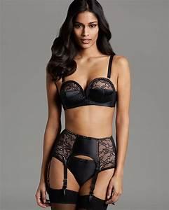 Dita Von Teese Overwire Bra, Bikini & Suspenders