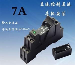 Ultra Small Open 5apcb Dc Solid State Relay Sdd 5hh 1 Lamp