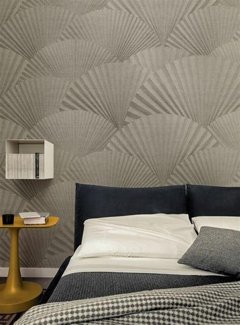 tapisserie de chambre a coucher 1001 modèles de papier peint 3d originaux et modernes