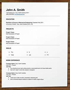 resumes social media profiles amp bios archives chameleon With sample of resume for part time job by student