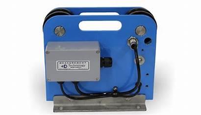 Line Running Tensiometers Cable Tension Rugged Tensiometer