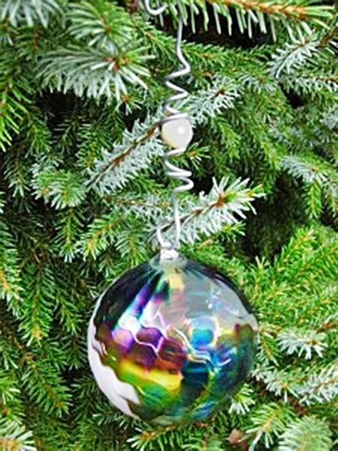 unique christmas tree decoration