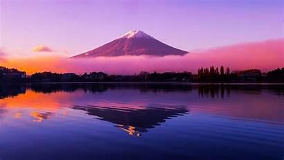 Fuji Japan Mount Mt Bisexual Mountain Wallpapers