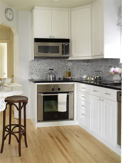 examples  mounting microwave  upper cabinets