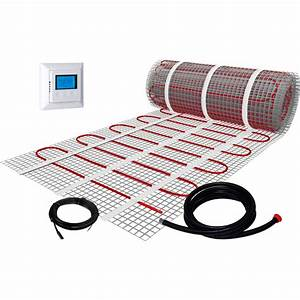 Prix Plancher Chauffant Electrique : kit plancher chauffant lectrique ~ Premium-room.com Idées de Décoration