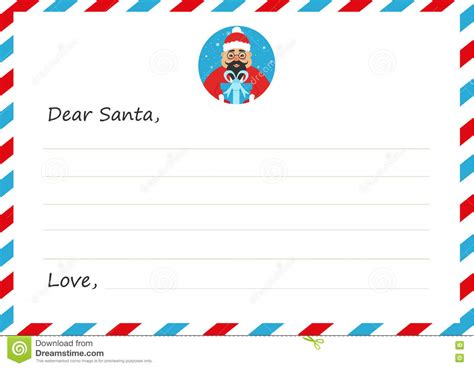 template envelope  years  christmas letter  cute