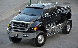 Ford F   Ford Com  Commercial F650