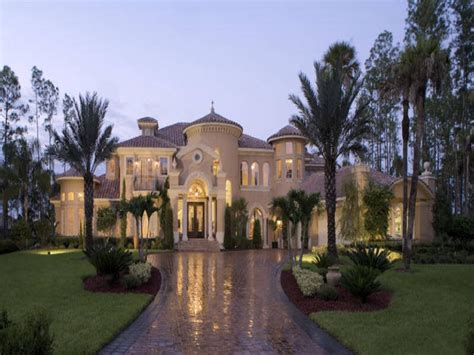 Mediteranian House Plans by One Story Mediterranean House Plans House Plans