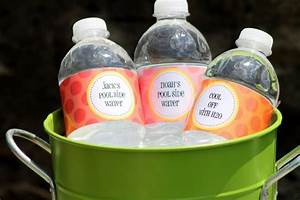 make your own personalized water bottle labels free With how to make your own water bottle labels
