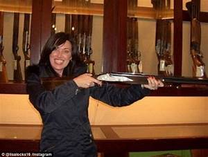 Lisa Oldfield posts bizarre throwback photo with a gun ...