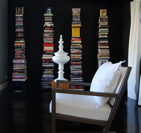 Books For Decor - decorating with books trendy ideas creative displays