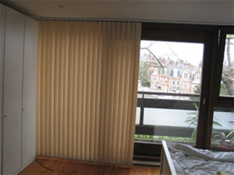 Changing Curtains North London Vertical Blinds