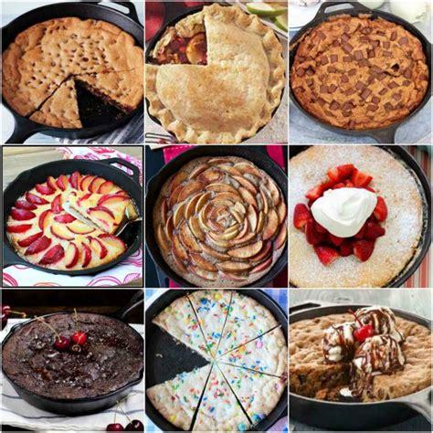 skillet desserts 20 incredible cast iron skillet dessert recipes
