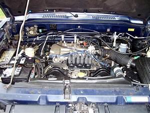 1995 Isuzu Engine Vacuum Diagram