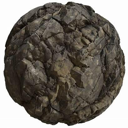 Rock Blender Texture Substance Moss Material Procedural