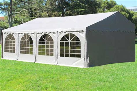 canopy tent for 26 x 16 white pvc tent canopy