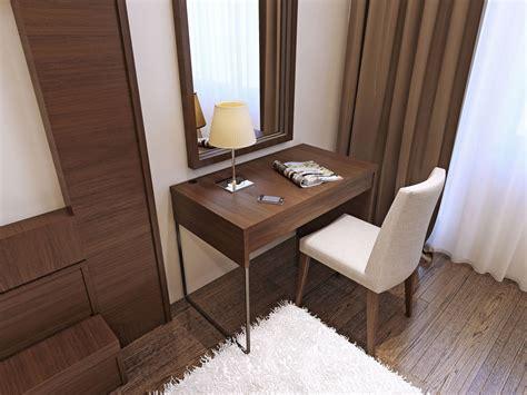 chambre avec meuble blanc déco chambre marron