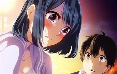 Koi Uso Anime Lies Misaki Takasaki Idol