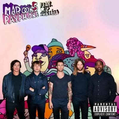 maroon 5 first song first listen maroon 5 quot payphone quot premiere audio