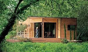 Une Maison En Bois Design Et Pas Cher  Chiche