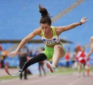 10 Most Inspirational Athletes With Prosthetic Limbs ...