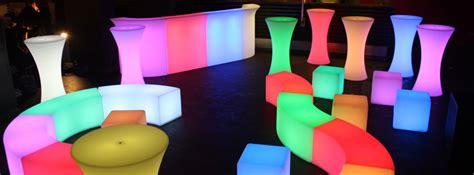 glow furniture hire sydney largest ranges of illuminated