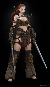 I Don't Remember Diablo III's Barbarian Looking Like This ...