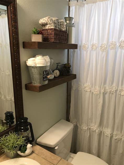 farmhouse shower curtain ideas  pinterest