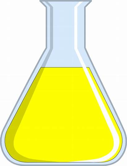 Chemistry Yellow Flash Clip Clipart Vector Clker