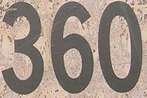 Numberaday  360