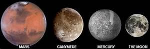 Galileo Looks for Auroras on Ganymede   Science Mission ...