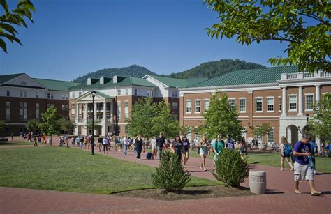 western carolina university academic calendar fall university