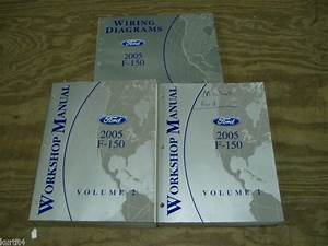 Purchase 2005 Ford F150 Pickup Truck Service Shop Manual