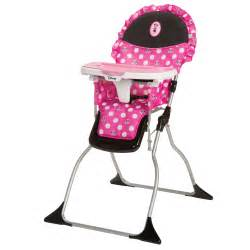 disney baby fast pack high chair minnie dot baby baby