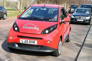 Electric Car Hire Scheme To Launch In London