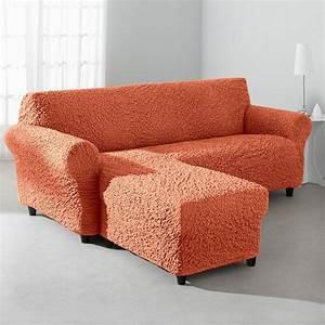 Canapé 3 Suisses : housse de canap extensible 3 suisses meuble et d co ~ Teatrodelosmanantiales.com Idées de Décoration