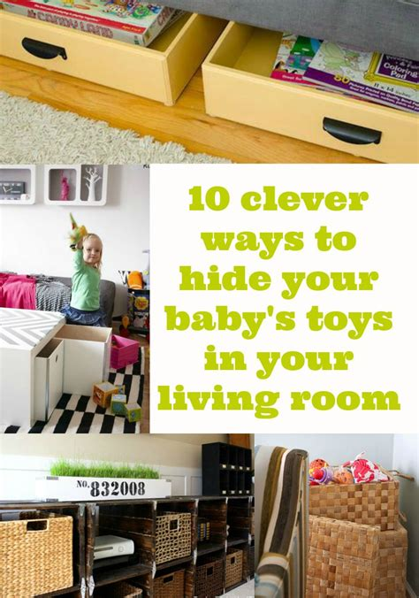 The Living Room Toys by 10 Ways To Hide Toys In Your Living Room Mummy Alarm