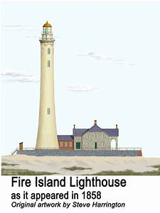 History Of The Fire Island Lighthouse