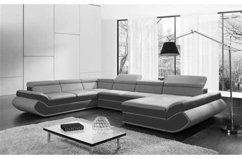 peindre un canapé en simili cuir canapé d 39 angle convertible genova en simili cuir de