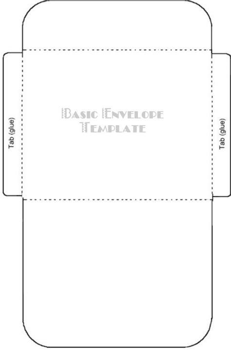 printable cardenvelope templates templates